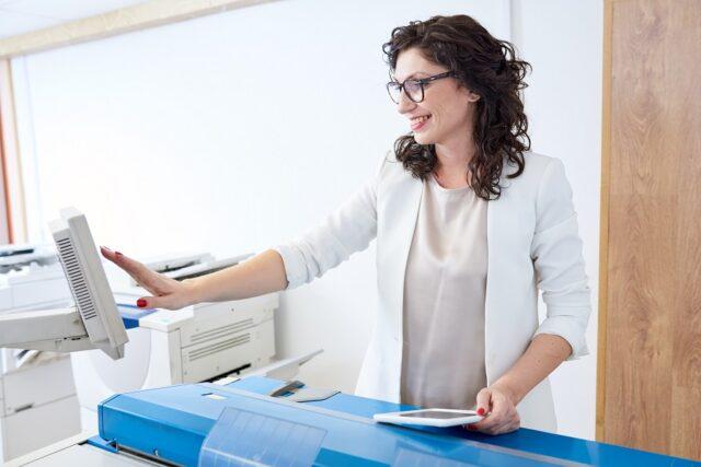 Scopri i vantaggi del noleggio di stampanti e fotocopiatrici